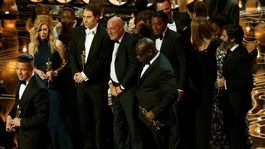 12 Years a Slave named Best Picture at the Oscars
