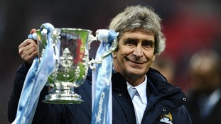 One trophy not 'enough' for Pellegrini