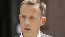 Fred Michel gave evidence at the Leveson Inquiry on Thursday