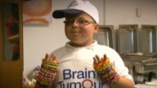 Harry Moseley died aged 11 after a four-year battle with cancer