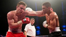 Anthony Ogogo eased to victory over Greg O'Neill.