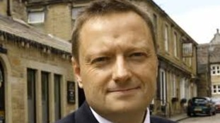Colne Valley MP Jason McCartney
