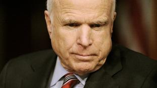File photo of Republican Senator John McCain.