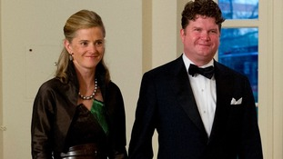 Matthew and Brooke Barzun