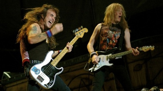 Iron Maiden have launched their own beer and named it after one of their most popular songs.