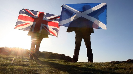 Financial institutions have warned of the uncertainty that may follow a Scottish independence vote