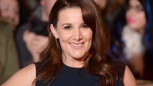Sam Bailey at the National Television Awards.