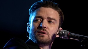 Justin Timberlake is one of this year's headliners.