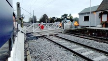 Network Rail apology over level crossing deaths
