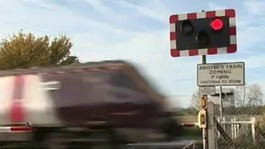 Network Rail 'sorry' over level crossing deaths