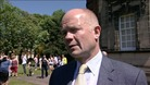Foreign Secretary William Hague