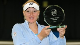 Former tennis star diagnosed with cancer