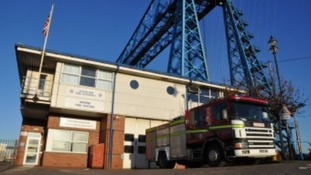 114 jobs will go and a fire station will close as part of plans to save £6m