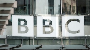 The BBC headquarters