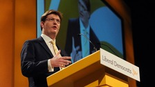 Lib Dems pledge £100 income tax cut
