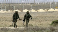 Crimea: Ukraine defiant as observers denied entry to region