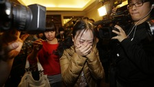 Malaysian airliner 'turned back' before disappearing
