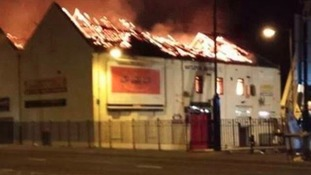 Hartlepool Snooker Centre fire