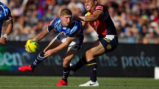 Tomkins makes NRL debut