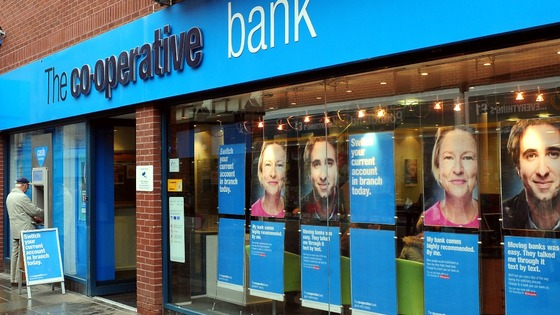 A branch of the Co-operative Bank