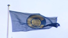 Commonwealth flag