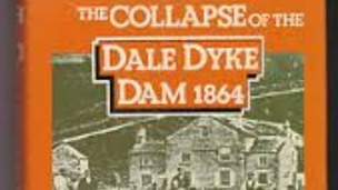 The cover of a book on the Dale Dyke Dam disaster