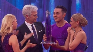 Ray Quinn wins last ever Dancing On Ice