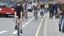 Three boroughs get £100m to move car journeys to bike
