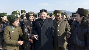 Kim Jong Un is thought to have scored a resounding victory in the polls