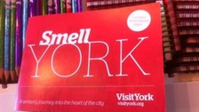 New tourist guide launched that lets you 'smell' York