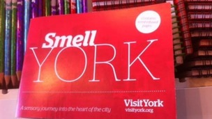 Smell York guidebook
