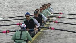 Cambridge prepare for 160th Boat Race