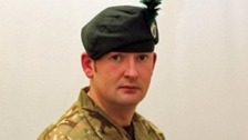 Soldier found dead at Shropshire barracks named