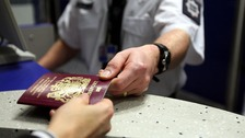 Up to 20 million passports 'not checked in UK each year'