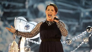 X Factor winner Sam Bailey