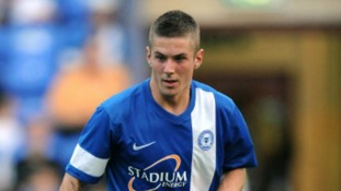 Danny Kearns has signed for Chesterfield on loan.