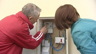 How an Abergavenny man helped neighbours claim back thousands from faulty electricity meters