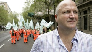 Bob Crow: A genuine working class hero who stood his ground
