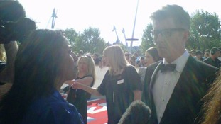 Gareth Malone appeared in 'The Choir: Military Wives'