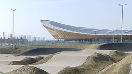 Olympic Velodrome prepares to open to the public