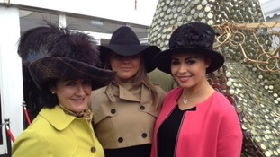 Ladies Day at Cheltenham