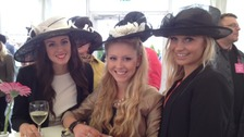 Ladies Day at Cheltenham - take a look at the fashions