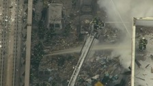 Building collapses in New York after 'blast': Latest