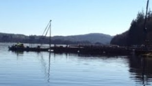 Jetty at Windermere