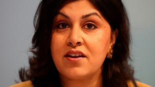 Baroness Warsi, the co-chairman of the Conservative party