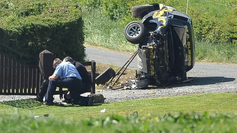 Race Car Crash Kills Spectators