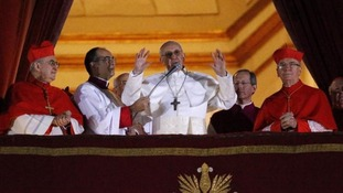 A heady first year of Pope Francis' papacy, but a tougher 12 months lie ahead