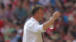 Crewe Alexandra Manager