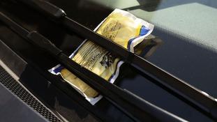 London councils top the league for parking fines