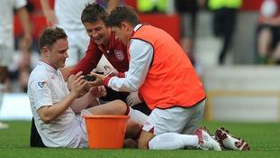 Soccer Aid Olly Murs